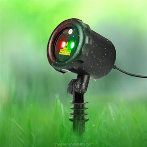 2016 latest lowes outdoor christmas laser lights star projector shower light