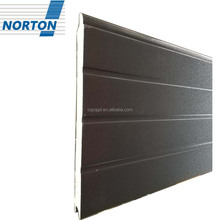 Factory Direct Sale PU Foam Sandwich Panel for Sectional Garage door