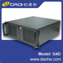 4U rack mount chassis for industrial computer, server case, netbar rack case