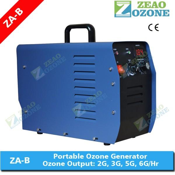 6 Kopf AC 220V Hohe Leistung Ionisator Luft Negativ Ionen Anion Generator