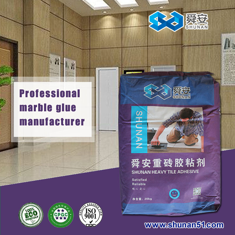 Shunan Glue For Floor and Wall Porcelain Tiles