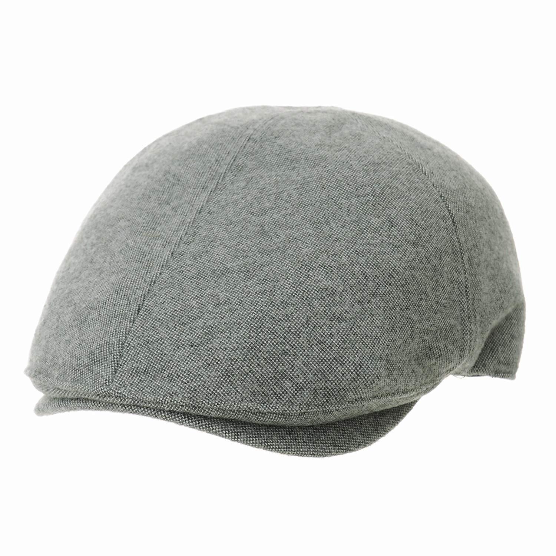 WITHMOONS Mens Flat Cap Simple Classic Bocaci Cotton Ivy Hat SL3790