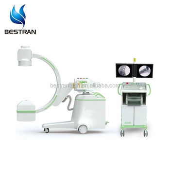 BT-XC07 high quality fluoroscopy Mega pixel CCD camera hospital c arm image intensifier refurbished medical x ray equipment sale