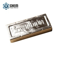 High purity 99.995% indium metal with competitive price