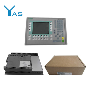 HMI integrated plc and touch screen hmi 6AV6542-0AG10-0AX0