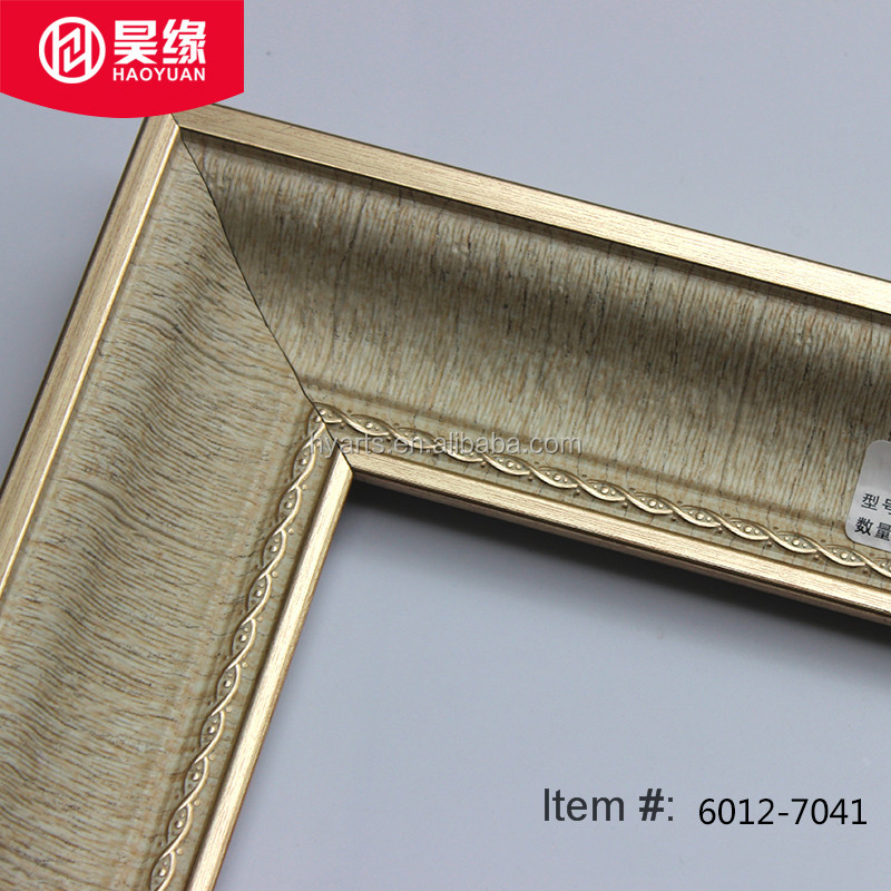 High Quality Vintage PS Picture Photo Moulding Frames for Wedding Decoration