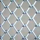 High Technology Galvanized Used Chain Link Fence