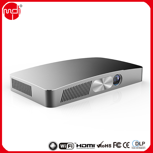 720P HD DLP LED Mini Projector with Small Size & Android Pocket Projector