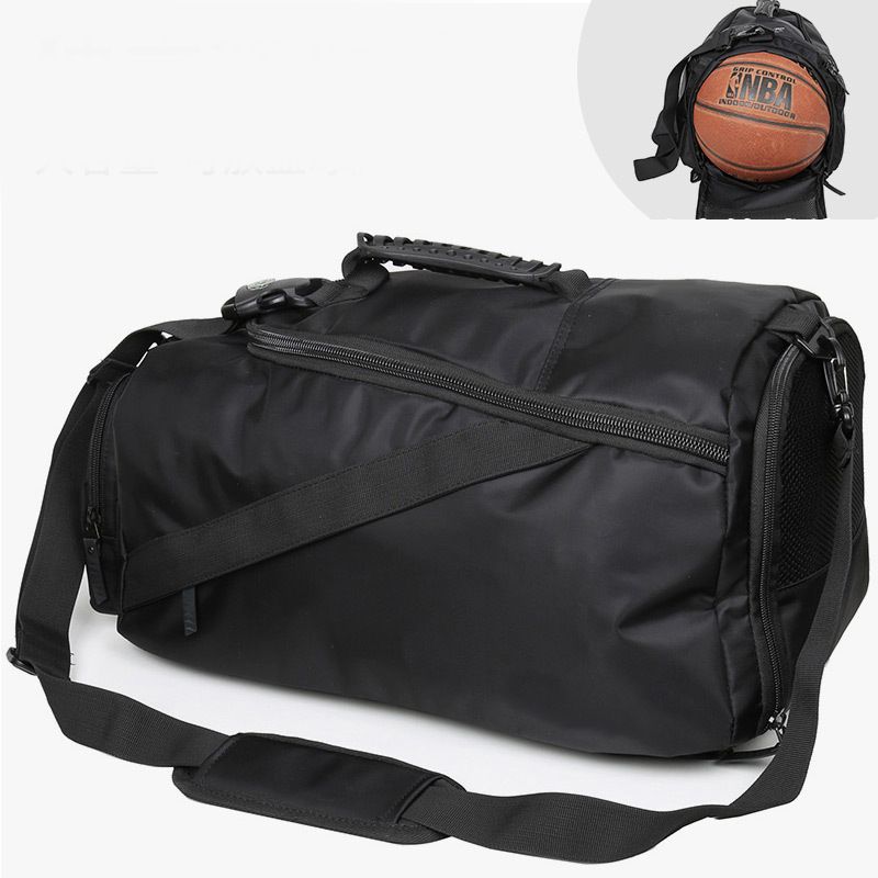 2019 new High-end Wet and Dry Separation Backpacks with anti thief design sports backpack Can accommodate a basketball