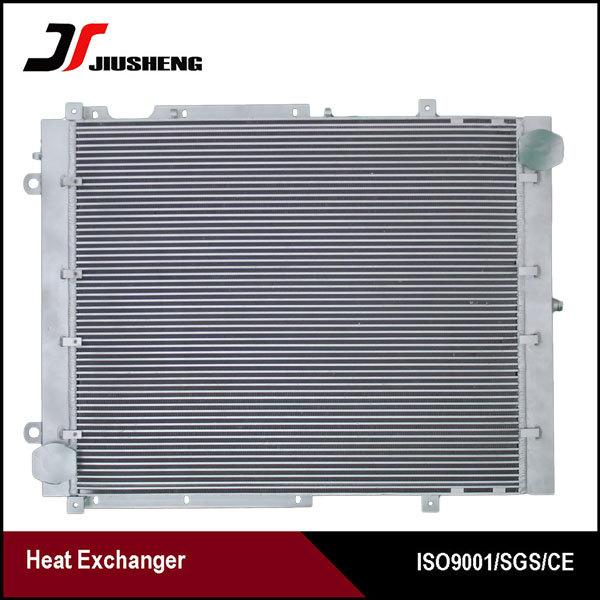 For Doosan Dh300-7 China Supplier Aluminum Oil Cooler Excavotor ...