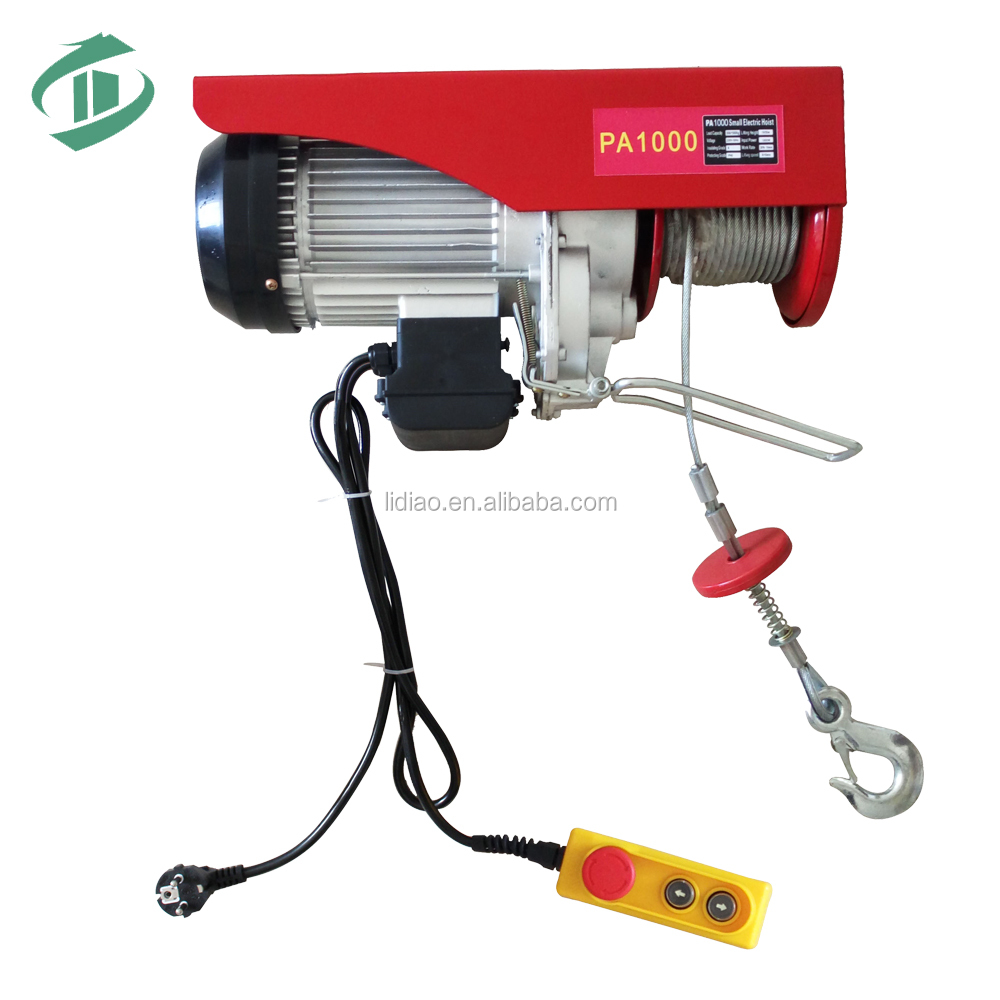 Electric Wire Rope Hoist Price Wholesale, Rope Hoist Suppliers - Alibaba