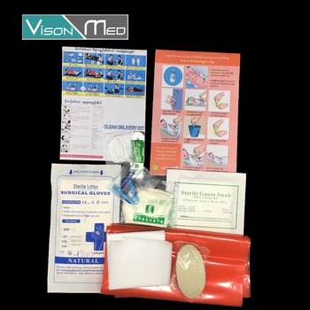 Free Sample Surgical Clean Normal Baby Delivery Kit - Buy Baby Delivery  Kit,Clean Delivery Kit,Normal Delivery Set Product on Alibaba com