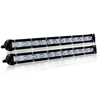 13 Inch 36 W 6000 K One Rows Led clip Modified Lights Roof Light Bar For Truck