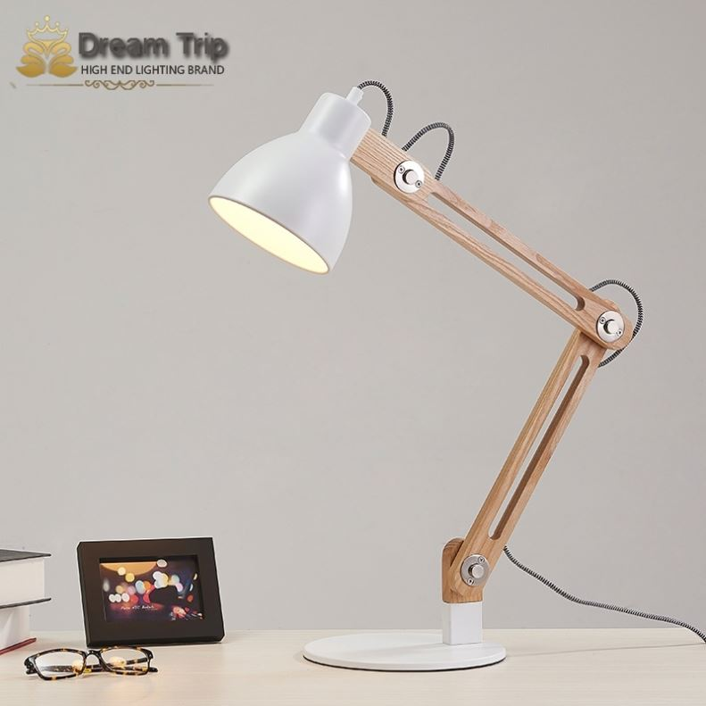 Intertek Lighting Parts Led Desk Lamp Portable With Electrical Outlet Reading Table Light Product On Alibaba