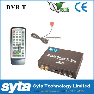 car dvb-t mobile digital multi function dvb-t mpeg4 tuner