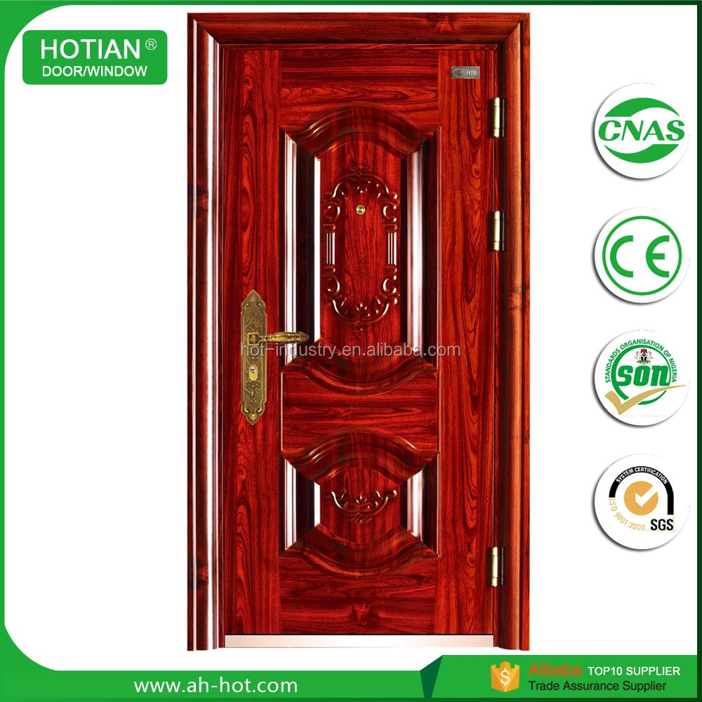 Waterproof Modern Design Steel Front Door,Gate Door Price,Residential Exterior  Door Panels   Buy Modern Single Glass Sliding Door,48 Inches Exterior Doors  ...