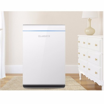 HEPA Air Purifier with Carbon Filter Air Cleaner Manufacturer Medical Level Negative Ion Ozonator Home Air Purifier