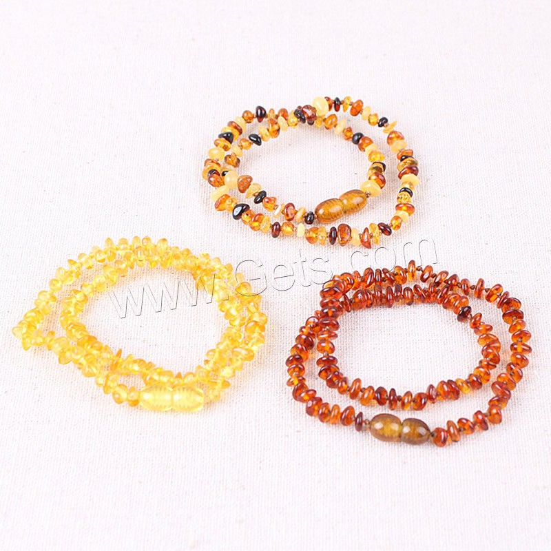 Wholesale baby necklace amber