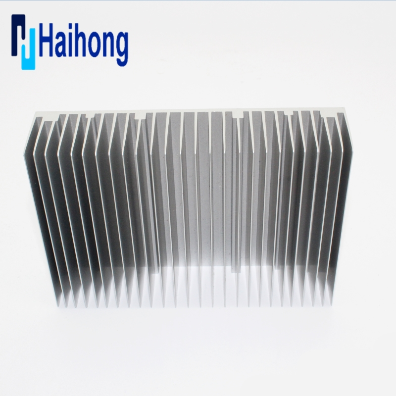 high quality aluminum extrusion heatsink for LED light
