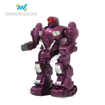 Best Robots For Kids >> Abs Purple Best Humanoid Robots Kit For Kids With Robotic Arm For