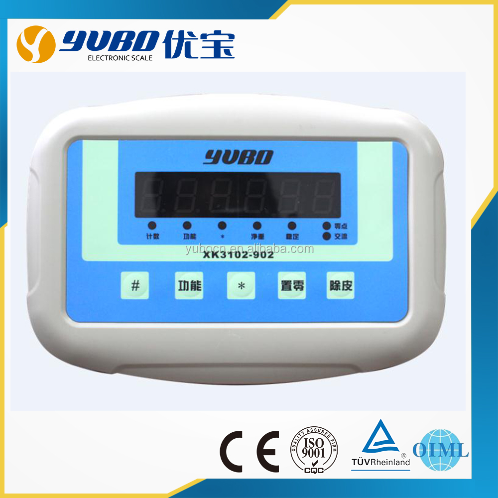 YUBO 902 Digital electronic platform scale weight indicator