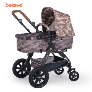 I-S021 I -believe Wholesale approved 3 in 1 baby pushchair strollers /baby carrier