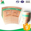Good sale flexo printing paper cup fan For Coffee To Go