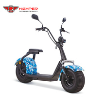 1000 w 48 v/60 v citycoco big fat pneu adulto <span class=keywords><strong>scooter</strong></span> <span class=keywords><strong>elétrico</strong></span> da CEE (HP111E-A)