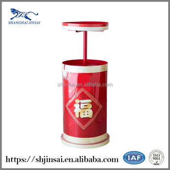 Wholesale New Patented Products High Quality High-End Metal Rotating Hat Display