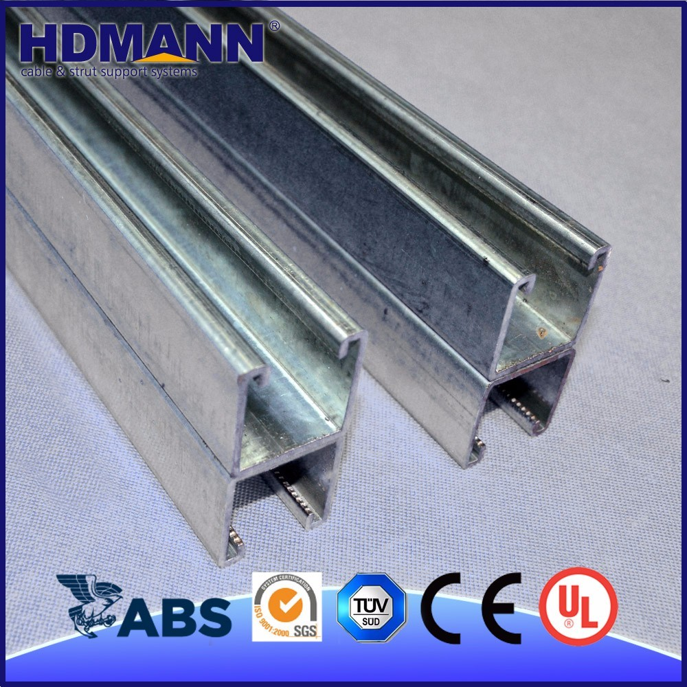 Top Galvanized Steel C Channel U Channel