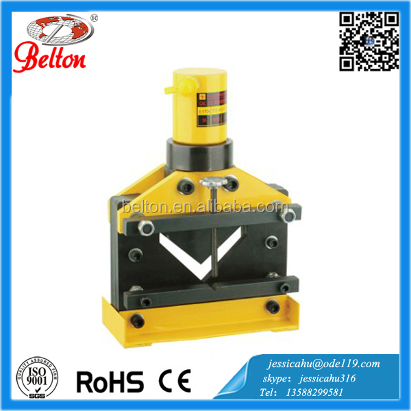 High Quality Hydraulic Angle Steel Angle Iron Cutting Machine BE-CAC-110