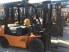 Used Toyota 3 Ton Forklift Truck For Sale With Good Condition And Price