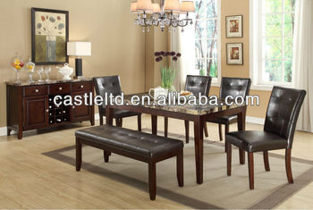 5 Pc Marbled Top Dining Table Setdining Faux Marble Tableluxury