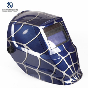 Spider light painting industrial soft External Protective welding grinding helmet