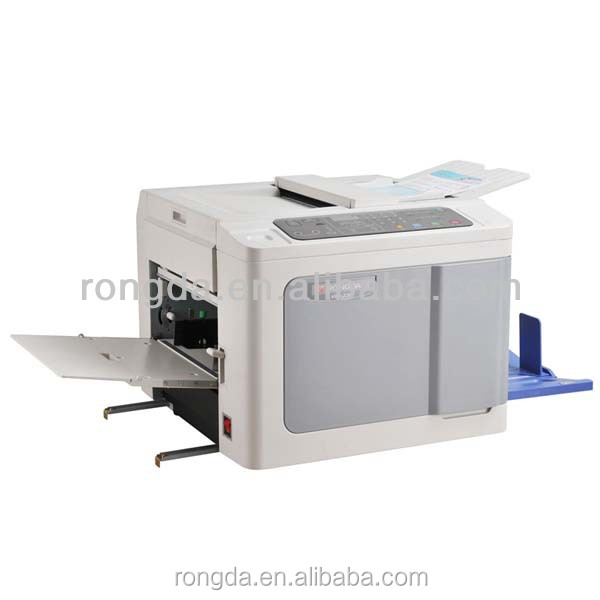 ขนาดการพิมพ์ A4 300x400dpi Digital Duplicator CE certification