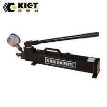 High Performance KET-P Hand Operated High Pressure Hydraulic Hand Pump