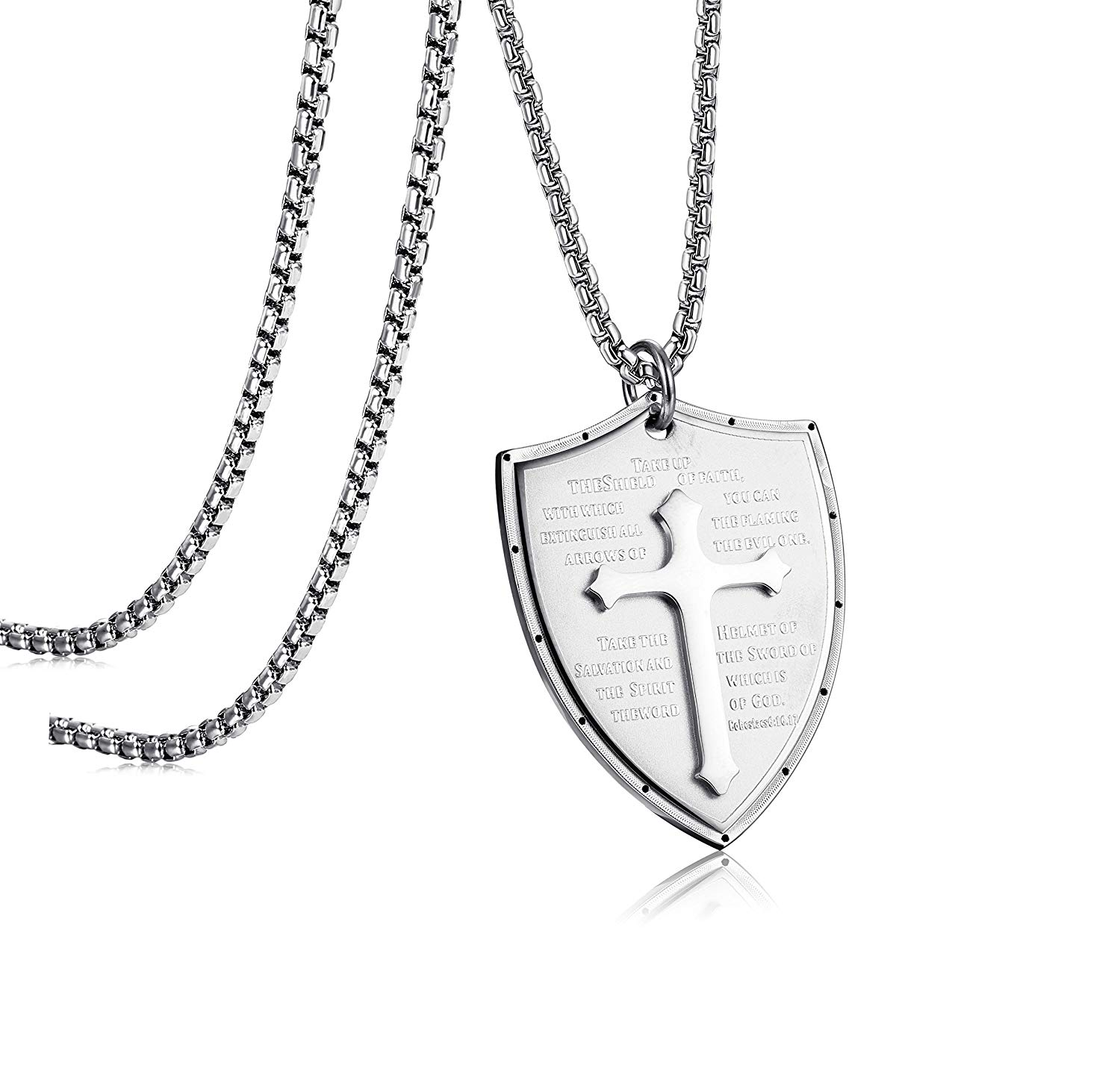 0cf96ff739013 Cheap Shield Cross Necklace, find Shield Cross Necklace deals on ...