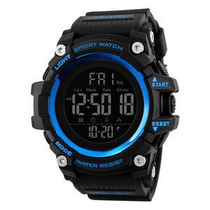 SKMEI 1384 best selling watches men colorful military fashion sport watch waterproof plastic digital watch