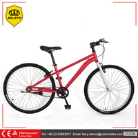 2016 new arrival 26'' mountain bike with single speed or internal 3 speed OEM available for public rental