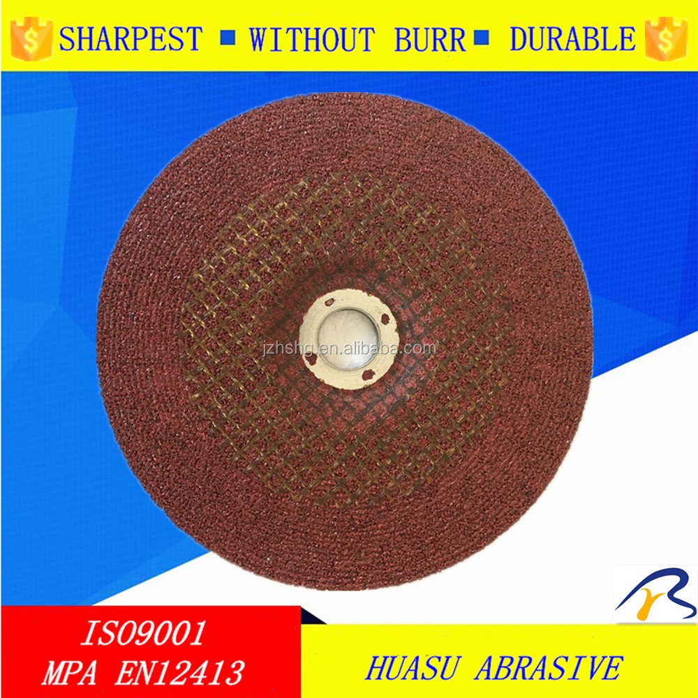 High efficiency abrasive metal grinding wheel sharpener with good price