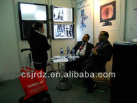 CMEF Shenzhen 2012 fair for JINDE x ray film viewer