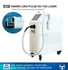 Excellent treatment result 1064nm long pulsed nd yag laser hair & stretch mark removal machine
