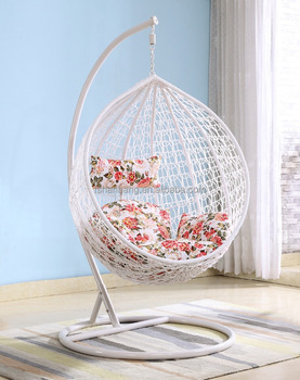 Fine White Patio Garden Wicker Rattan Hanging Egg Swing Chair Buy Swing Chair Patio Swing Chair Rattan Swing Chair Product On Alibaba Com Frankydiablos Diy Chair Ideas Frankydiabloscom