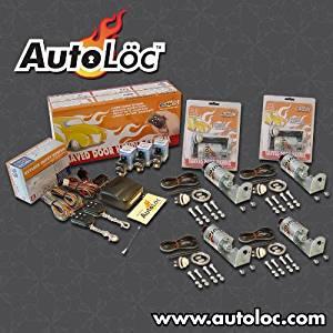 buy autoloc power accessories 9847 4 door universal power. Black Bedroom Furniture Sets. Home Design Ideas