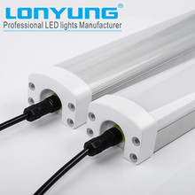 IP66 explosion proof dust proof suspending fitting fluorescent light led Tri proof light