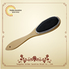 Hot selling wooden clothes lint brush , dust removal brus