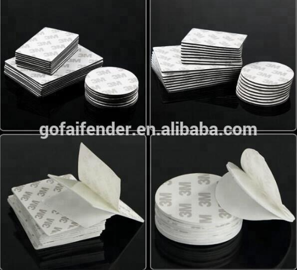 custom silicone rubber sheet with adhesive