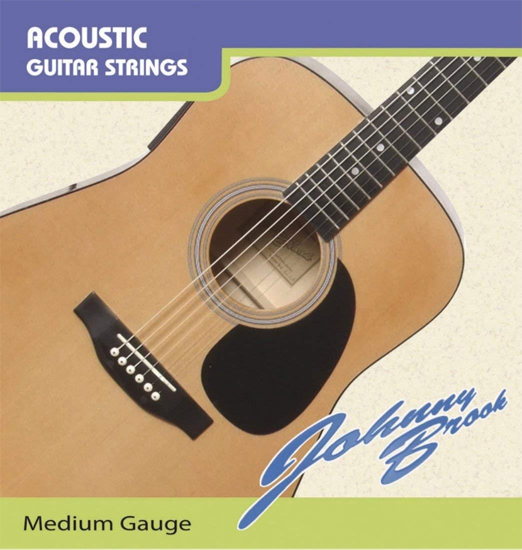 Johnny Brook Cheetah Acoustic Guitar Strings .10 Gauge G884f Bargain