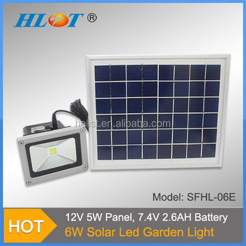 2016 New Design Oem Factory 6w 12w 20w High Mast Lamp Solar Led ...