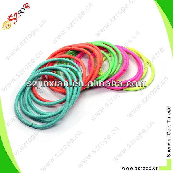 4mm Colored Thin Hair Elastic Band 075a502eddf